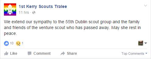 Scouts Sympathy