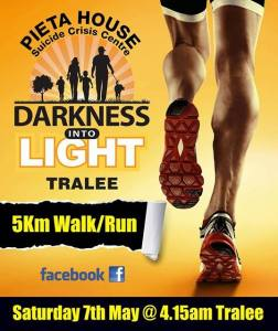Darkness Into Light 2