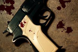 bloody-gun